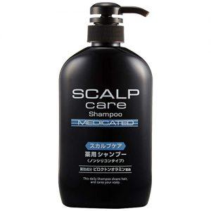熊野油脂 スカルプシャンプー